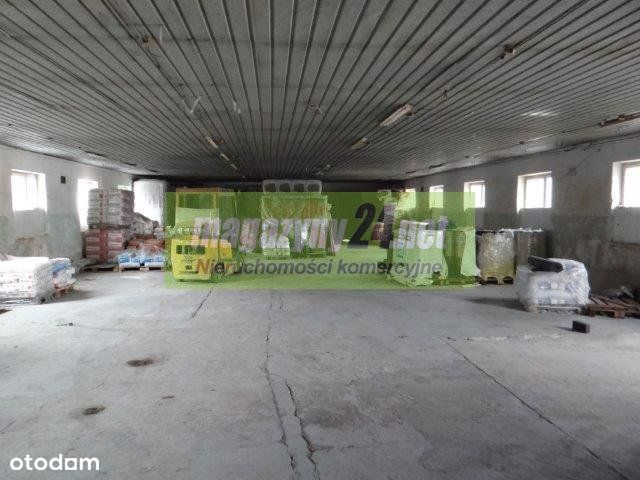 Hala/Magazyn, 9 200 m², Głosków