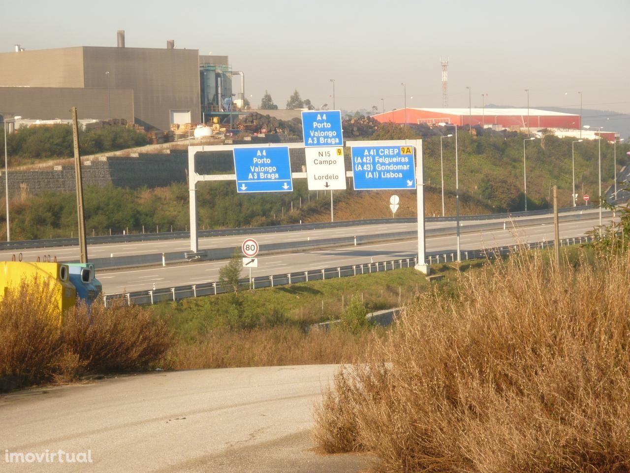 Terreno Industrial ~Gandra