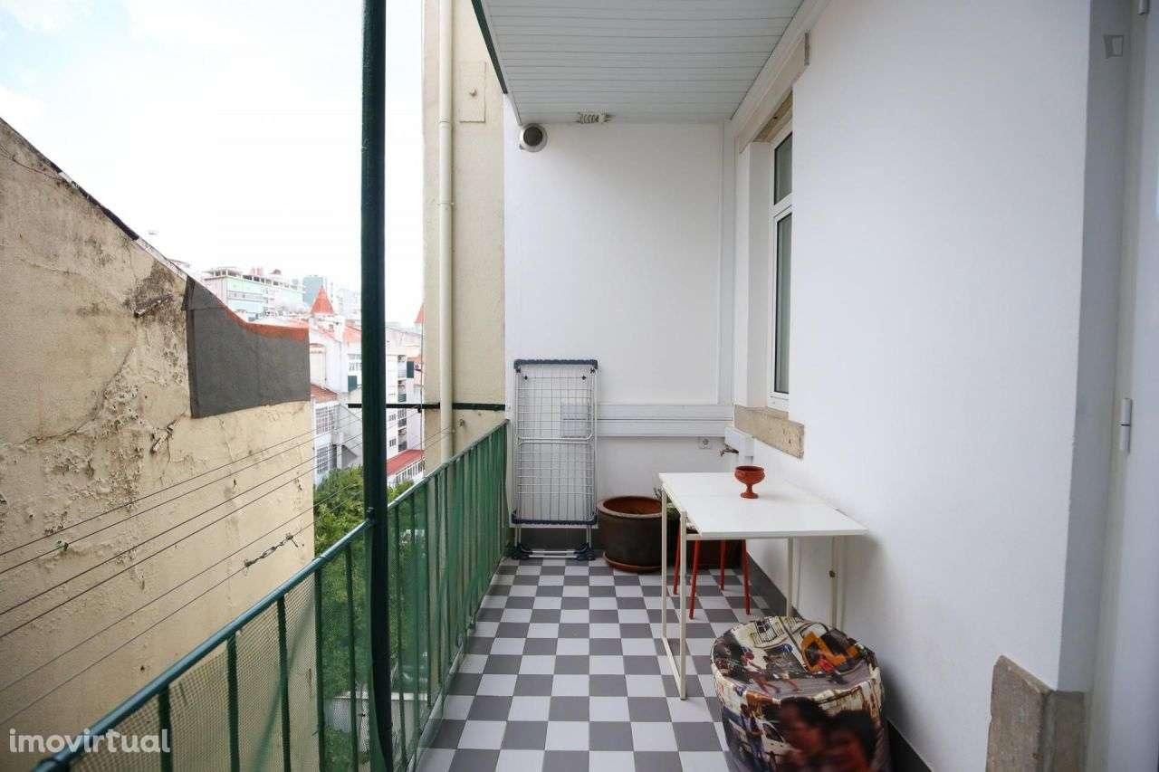 Quarto para arrendar, Arroios, Lisboa - Foto 49