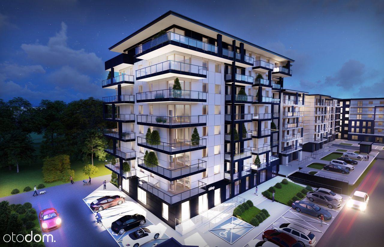 Nowy Apartament Studio w Centrum (Zielony Bulwar)