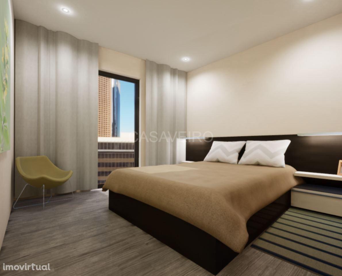 Apartamento T4 Duplex de Luxo, Barrocas no centro de Aveiro