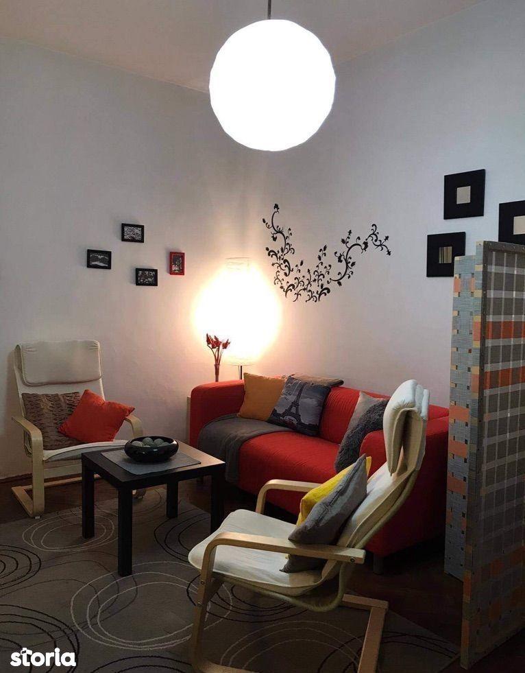 Ap 2 camere, Bucurestii Noi, Bazilescu, 2 minute metrou, parc