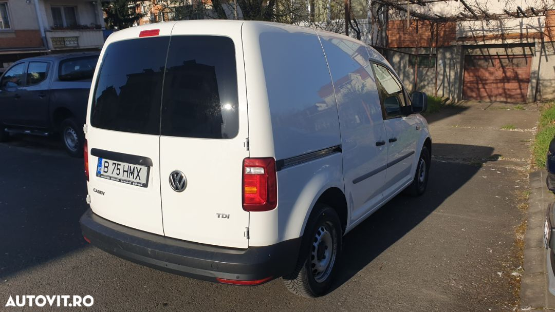 Volkswagen Caddy 2.0 - 19