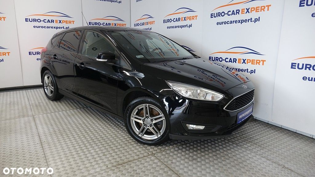 Ford Focus 1,5 Ecoboost 150KM, benzyna Gold X Salon PL - 1