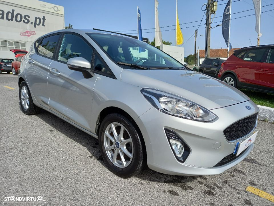 Ford Fiesta 1.1 Ti-VCT Business - 14