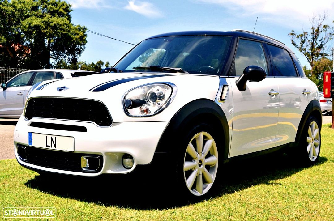 MINI Countryman Cooper SD - 3