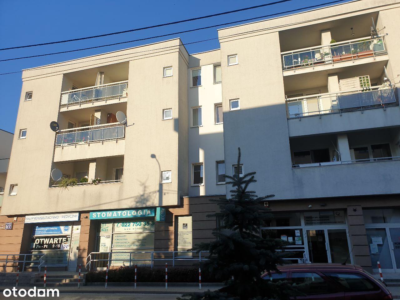 Słoneczne mieszkanie w Centrum Piaseczna