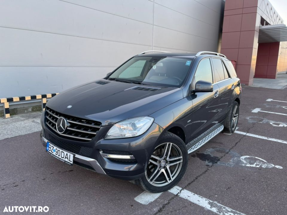 Mercedes-Benz ML 350 - 1
