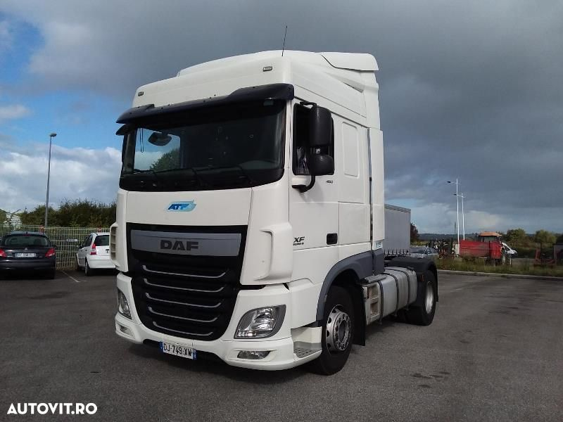 DAF XF 460FT - 1