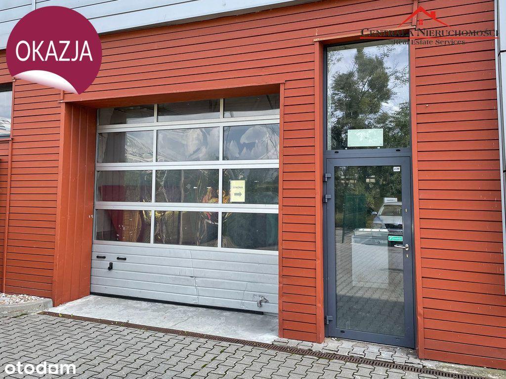 Hala / Magazyn - Toruń - Powierzchnia 540 m2