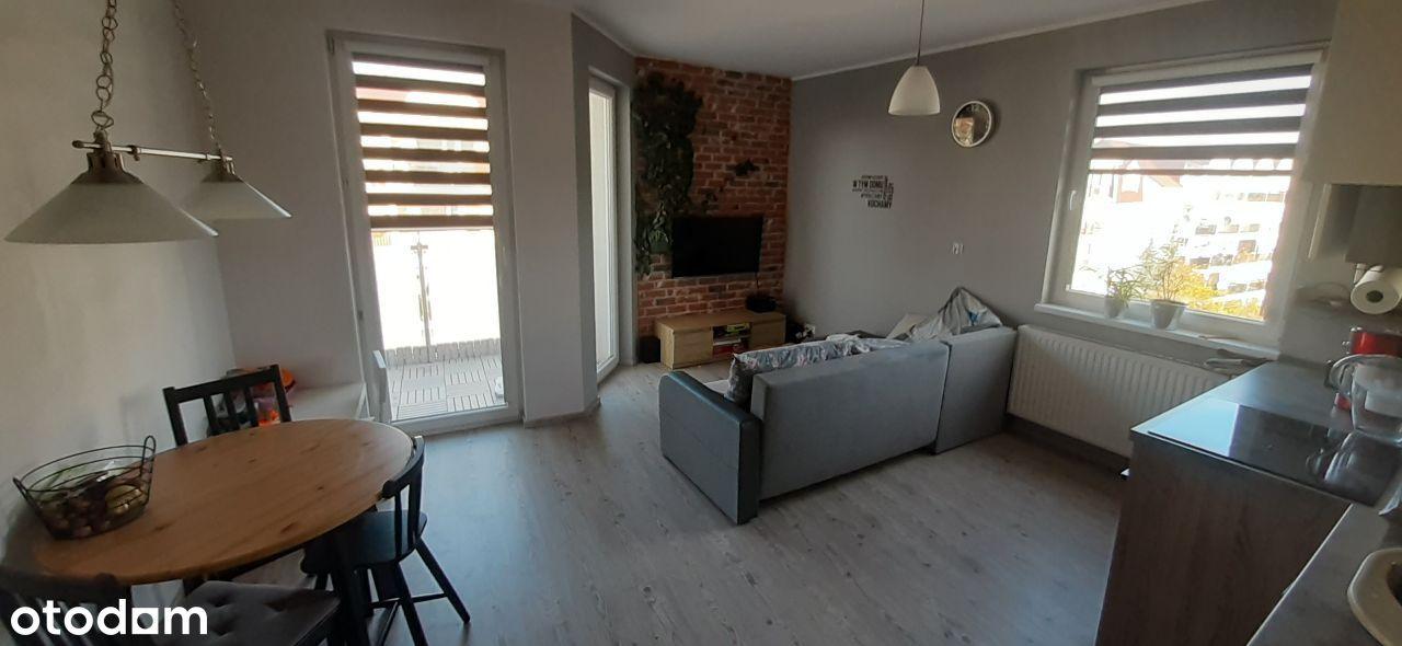 Mieszkanie 40m2 Lewobrzeże (2015r)