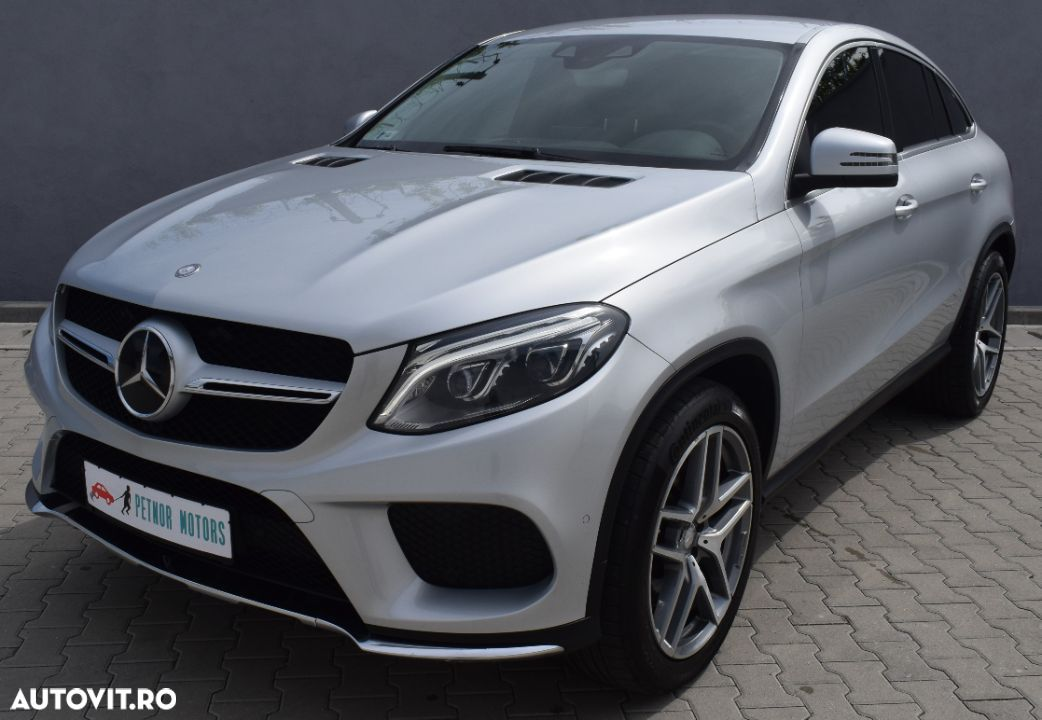 Mercedes-Benz GLE Coupe 400 - 1