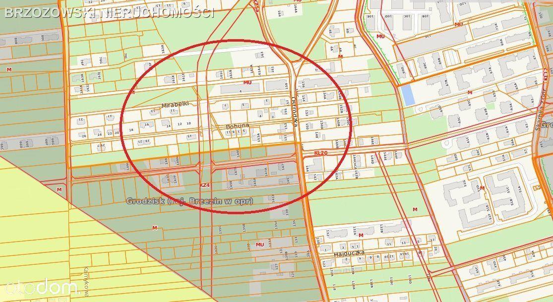 Białołęka, działka 3295 m2, inwestycyjna, Brzeziny