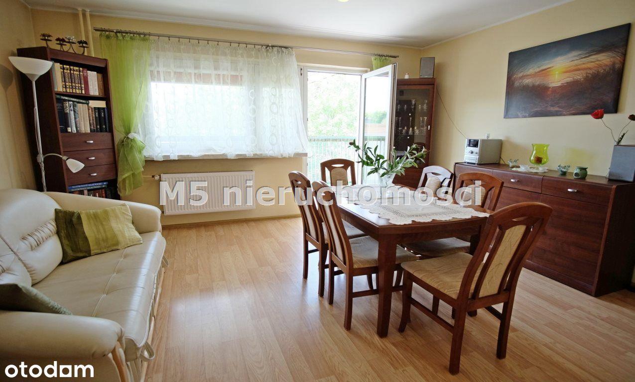 3 pokoje w zielonej okolicy. Oddzielna kuchnia.