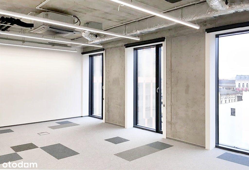 Nowe biuro klasy A w ścisłym centrum