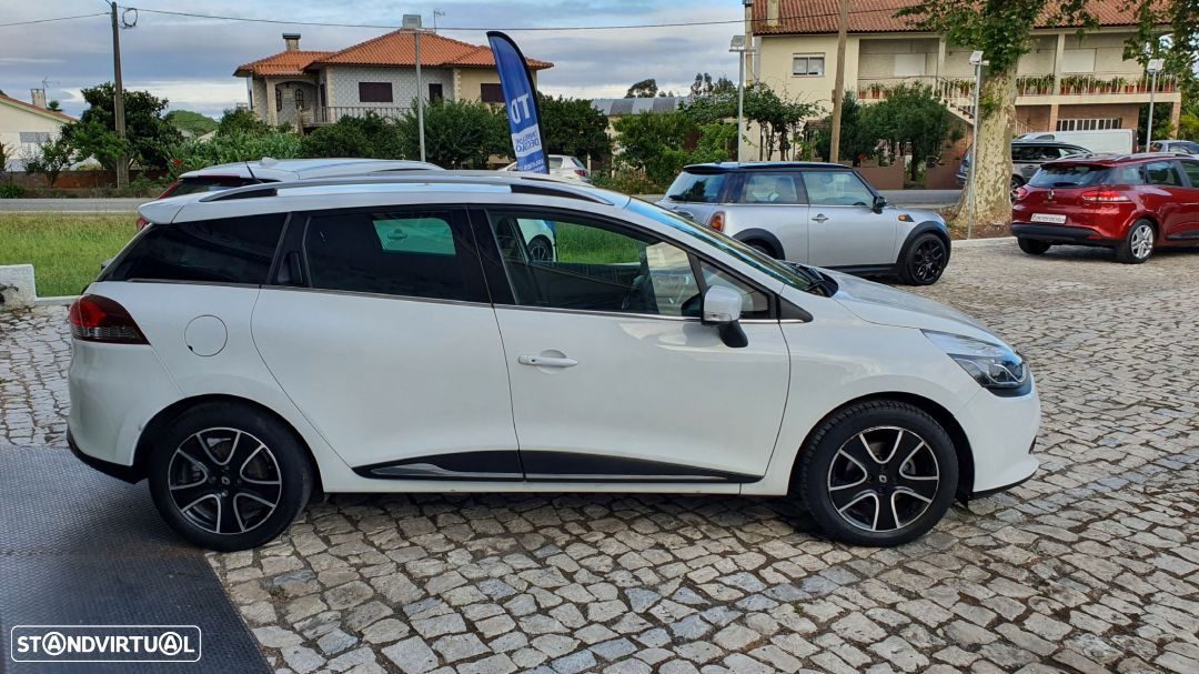 Renault Clio Sport Tourer 0.9 TCE LIMITED - 5