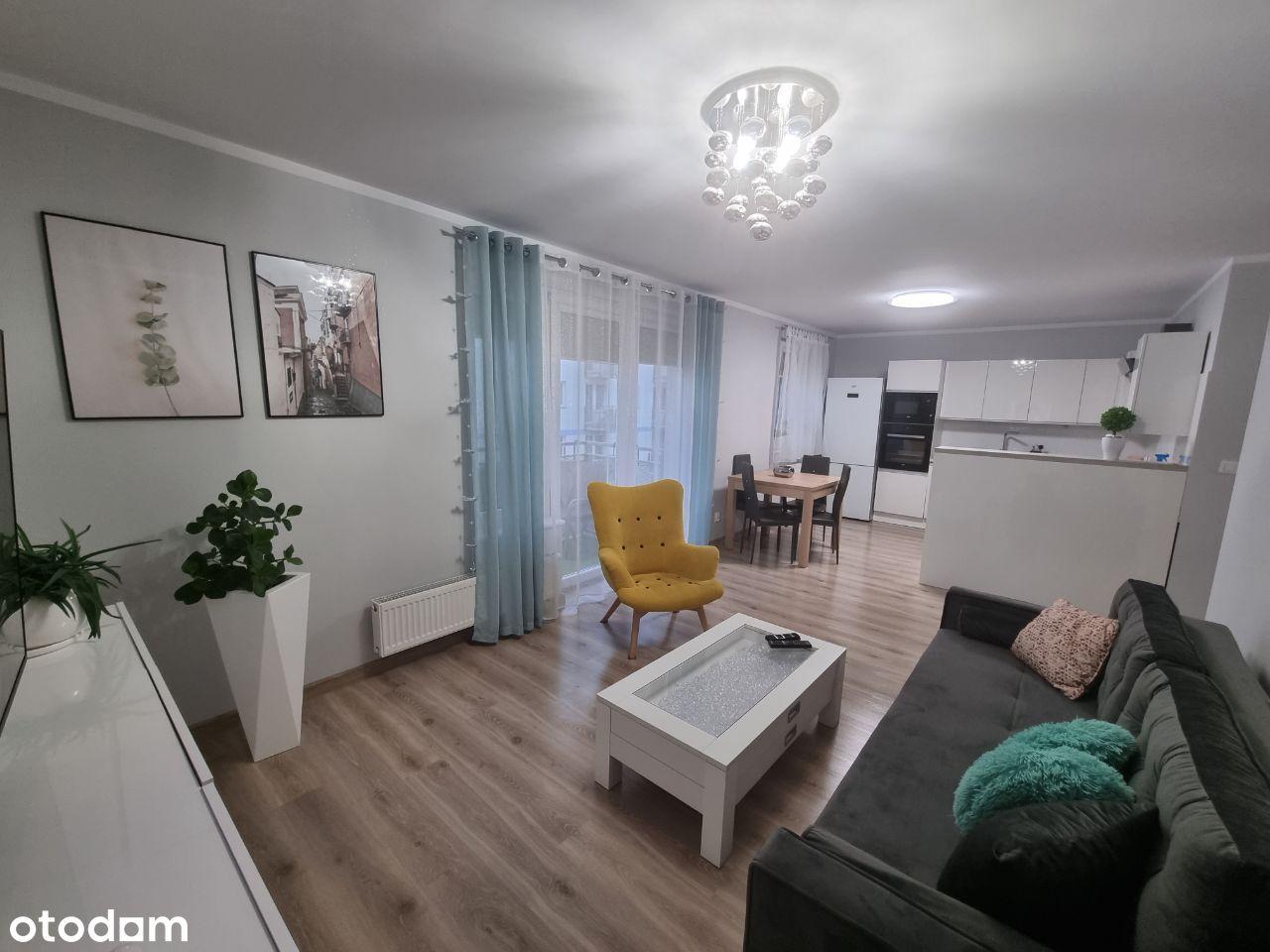 Wynajmę nowe 3 pokojowe mieszkanie