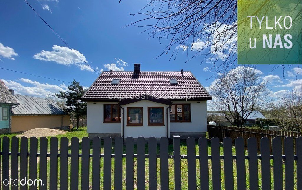 Wyremontowany dom w centrum Białowieży!