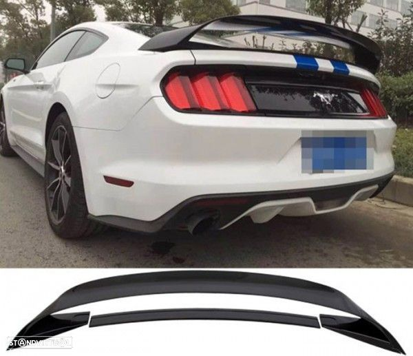 Aileron Ford Mustang 2015-2019 Coupé Look GT350 R - 3