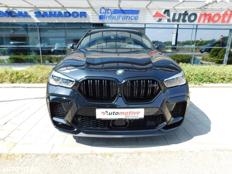 BMW X6 M Competition - 1