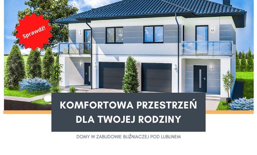 KALINÓWKA - domy w zabudowie bliźniaczej