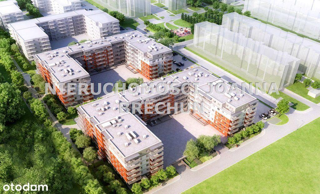 Mieszkanie, 50 m², Wrocław