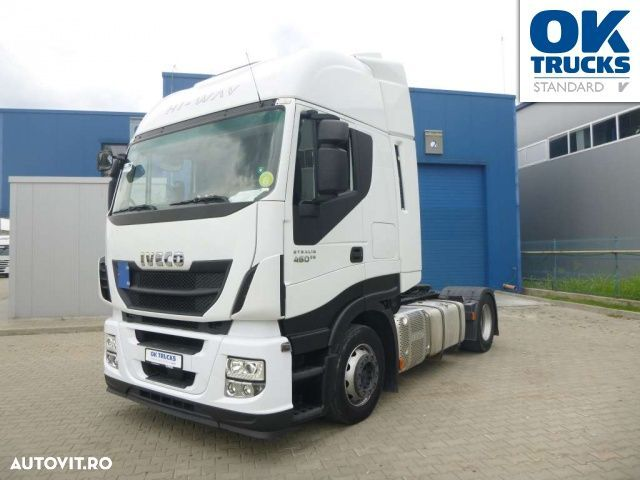 Iveco STRALIS AS440S46T/P - 1