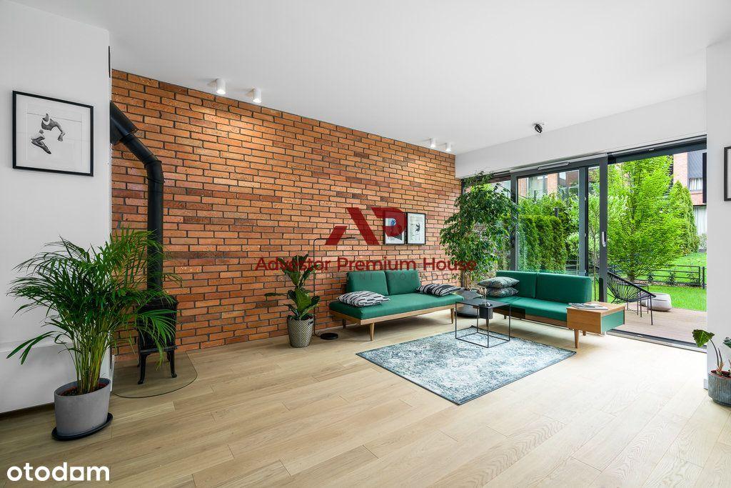 Prestiżowy i stylowy apartament w Warzelni