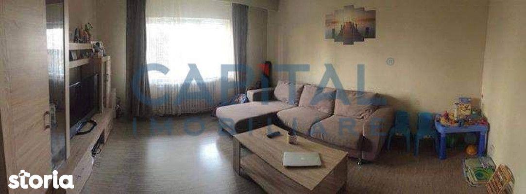 Vanzare apartament 3 camere, Manastur