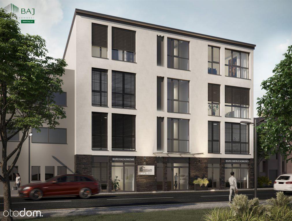 Krapkowice-nowy apartamentowiec