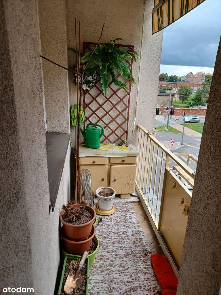 Okazja!Kawalerka z balkonem przy Bramie Portowej!