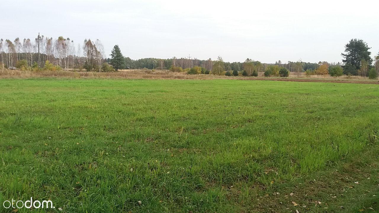 Rakszawa działka 1,54 hektara