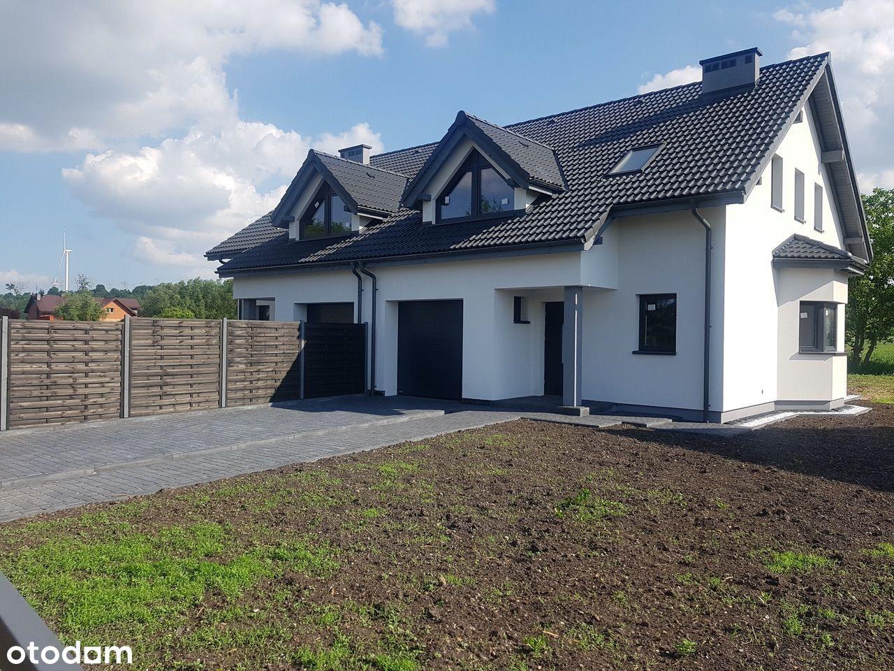 Nowe osiedle, ostatnie domy 119 m2 bez PCC