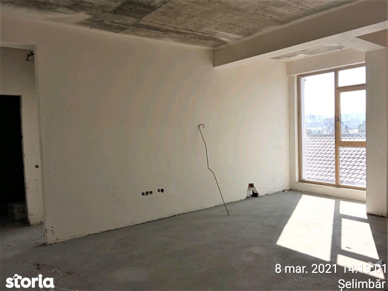 Constructor vand apartament 3 camere cu loc de parcare, Octavian Goga