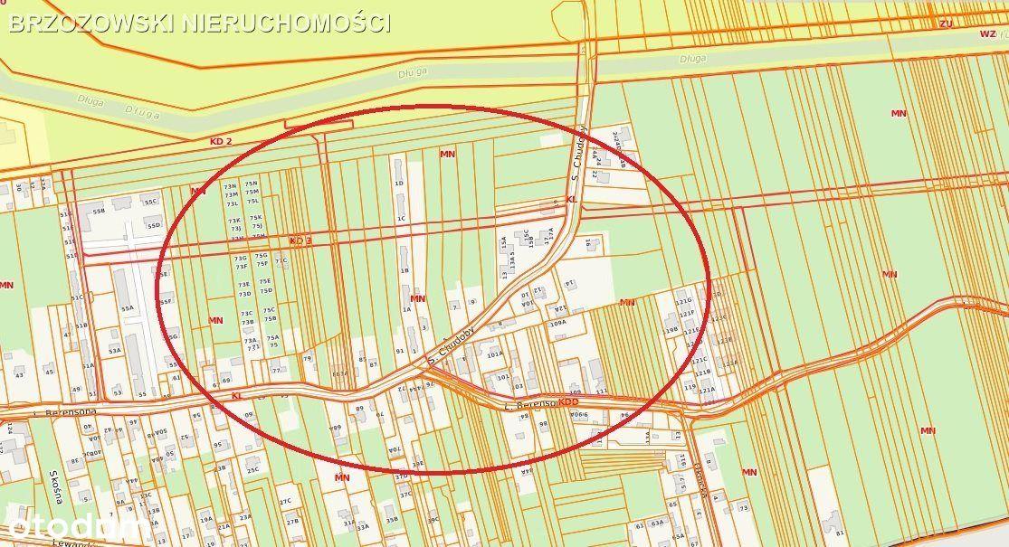Białołęka, działka 4740 m2, Kobiałka, inwestycyjna