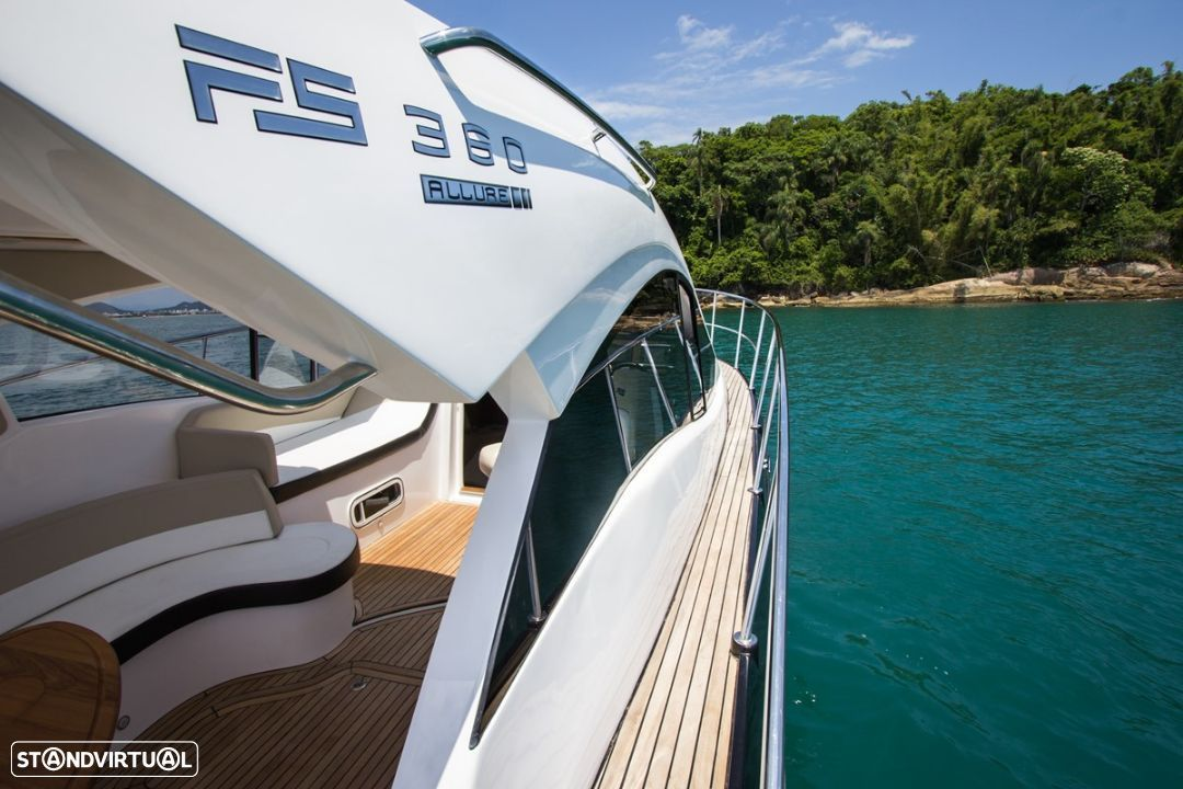 FS Yachts 360 Allure - 12