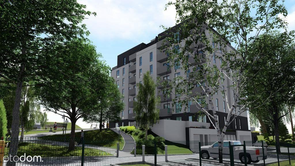 Mieszkanie, 47,87 m², Poręba