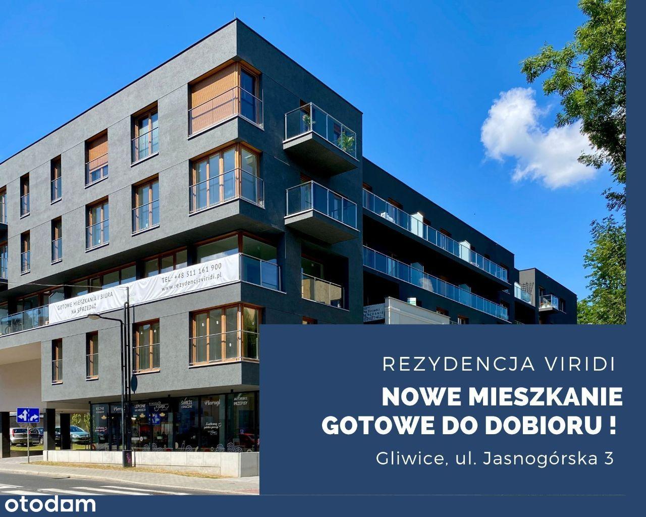 Rezydencja ViRiDi - nowe mieszkania w Gliwicach