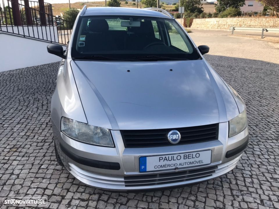 Fiat Stilo Multiwagon 1.6 16v**ArCondicionado**1Dono** - 23