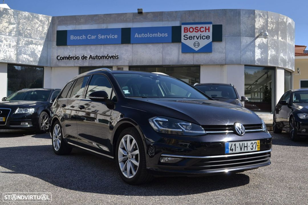 VW Golf Variant 1.5 TSI 150cv DSG Highline - 1