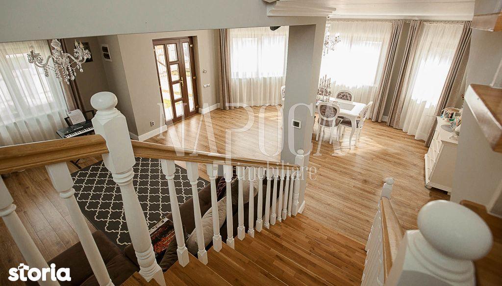 Casa cu 4 camere, excelent configurata si finisata, in Apahida!