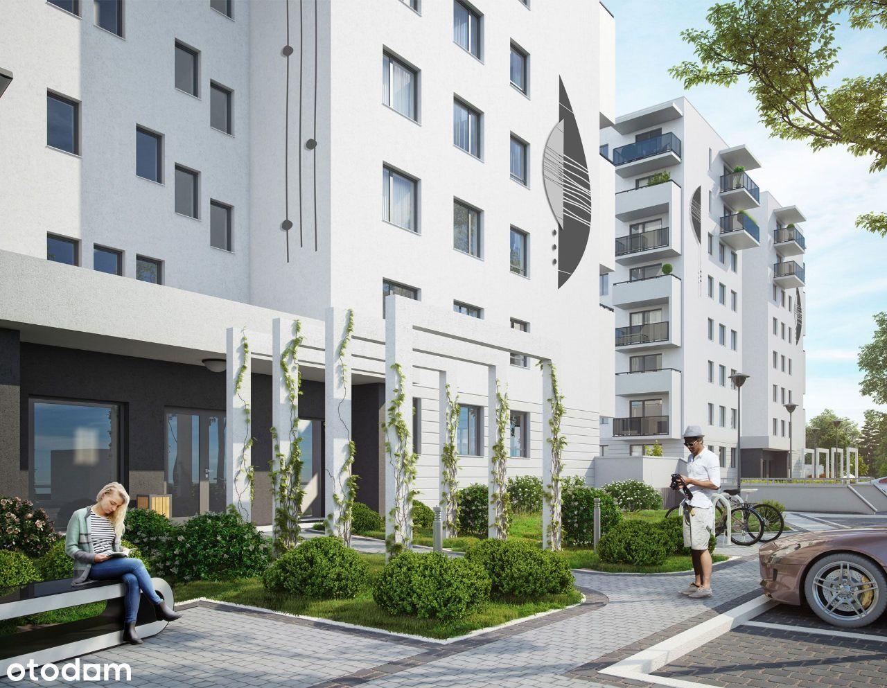 Wysoki standard, projekt, centrum Torunia, m.post.