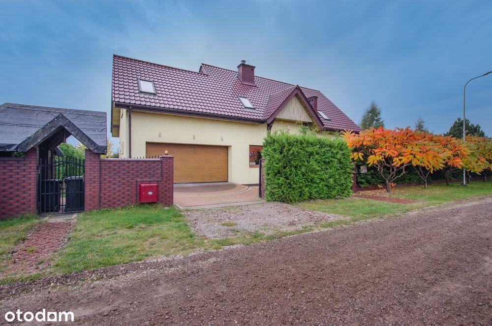 Komfortowy dom na wschodzie Łodzi