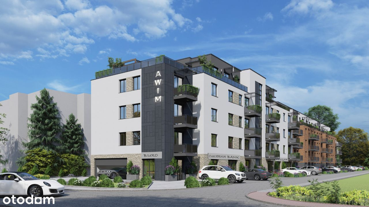 Apartamenty Cynamonowe | mieszkanie M12
