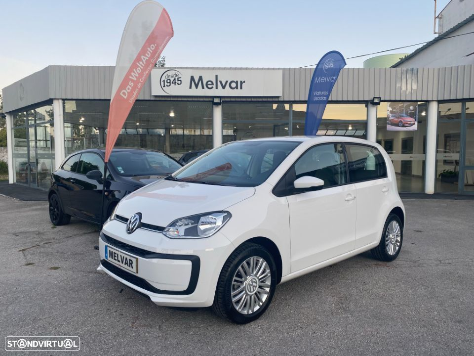 VW Up! 1.0 BMT Move - 1