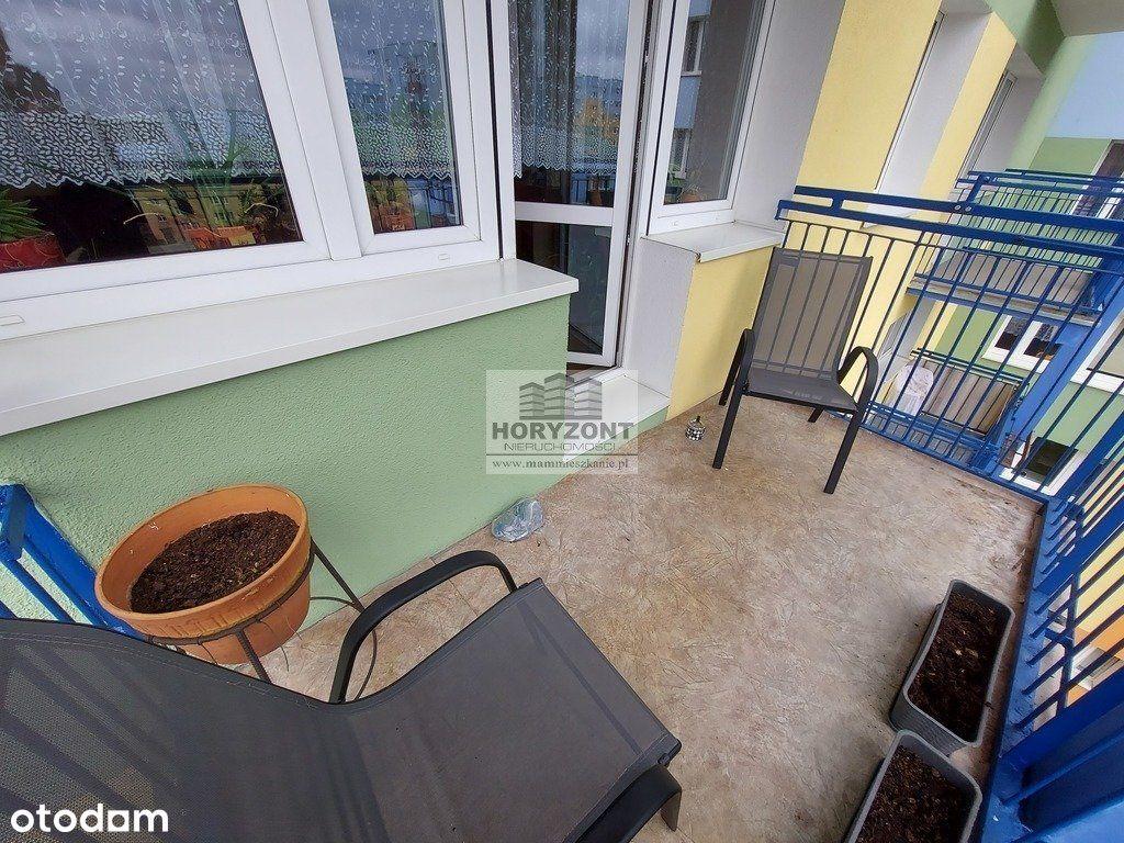 Mieszkanie z balkonem z widokiem na las!