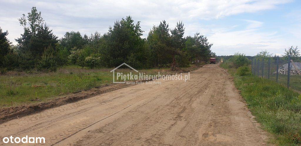 Działka budowlana Skierdy ul.Drozda