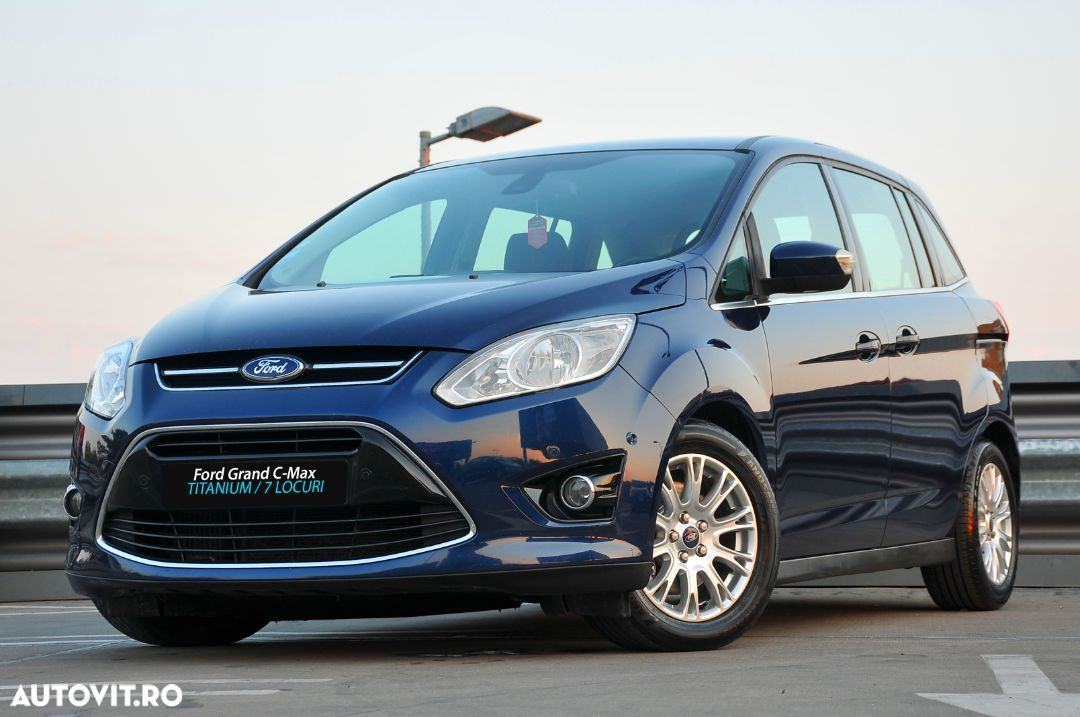 Ford C-MAX 1.6 - 4