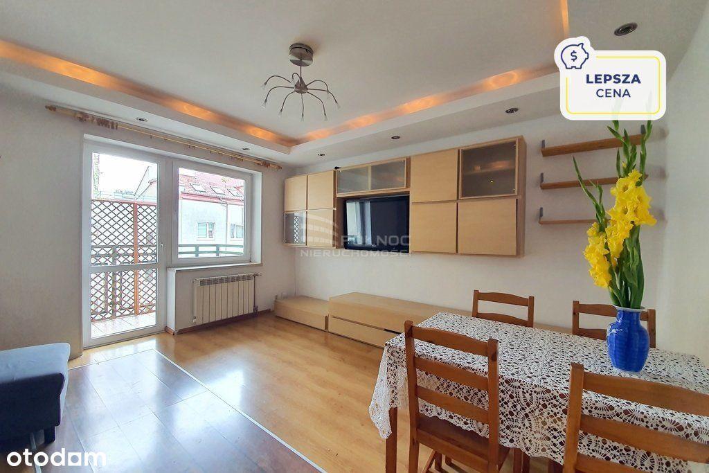 Mieszkanie 3-pok. 61m Bieżanów-Prokocim