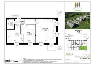 NOWE 3 pokoje, 66,5m2, sierpień 2020